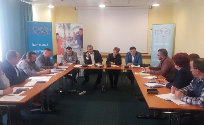 Discuții cu Ministrul Muncii pe tema statului special și a condițiilor de pensionare
