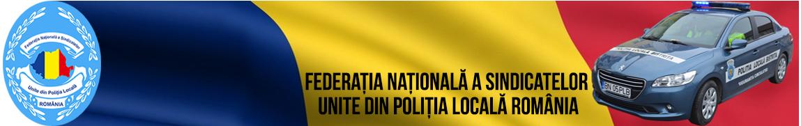 Federația Națională a Sindicatelor Unite din Poliția Locală România